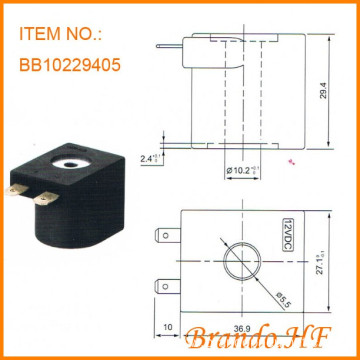 12V DC Solenoid Coil for CNG Fuel System